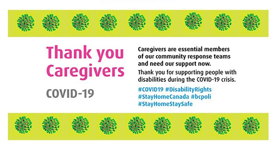 Thank You Caregivers
